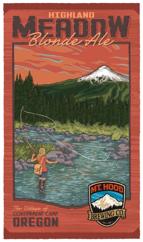highland meadow blonde