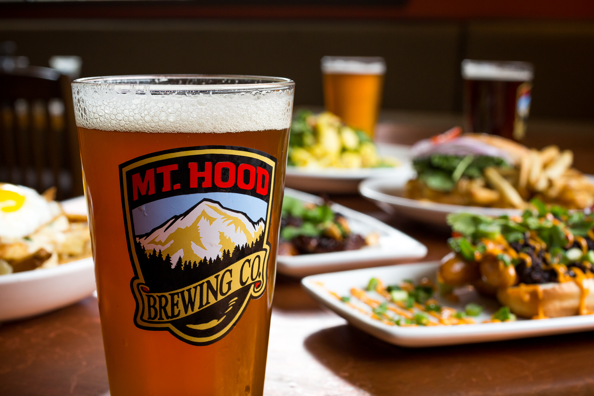 MT HOOD BREWING CO