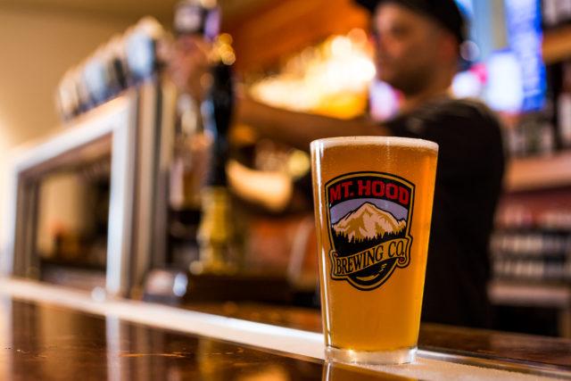 Destination Oregon: Mt. Hood Brewing Co.