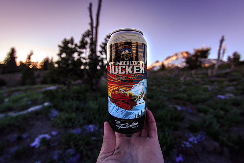 MT HOOD BREWING CO TIMBERLINE TUCKER DOUBLE IPA