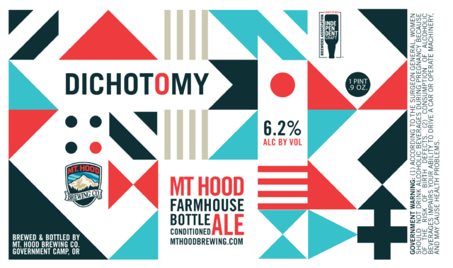 Dichotomy Farmhouse Ale